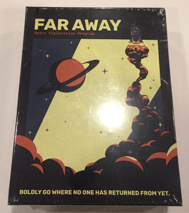 Far Away: A Cooperative 2-Player Game